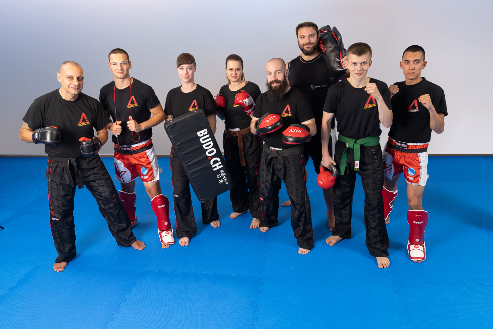 APEX Kickbox Team